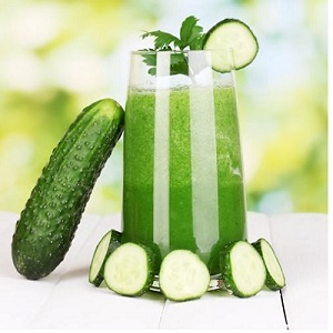Green juice for diet